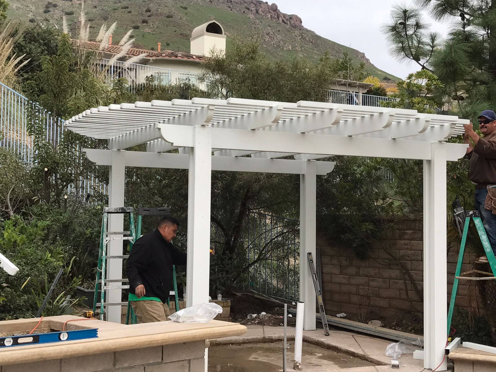 Patio Cover Enclosure Gopro Remodeling Inc